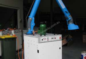 EMission Control 2.2kW - portable dust/fume collector
