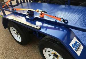End of 2019 Plant Trailer Sale (Mini Machines Direct) - NEW TASKMASTER 2800kg Trailer