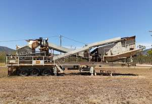 Crushing Plant Complete