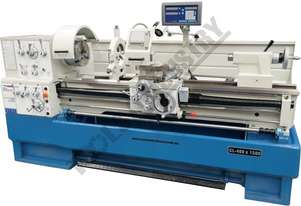 New CL-460 Centre Lathe 460 x 1500mm Turning Capacity - 80mm Spin