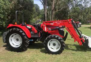 TYM T75 75hp with Front End Loader