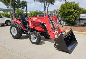 Brand New 40 HP TYM with 4 in 1 loader