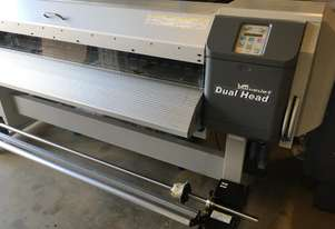 Mutoh Dual Head Printer ( Parts only)