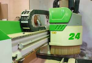Biesse CNC Point to point Rover 24, 2004, Pod and Rail