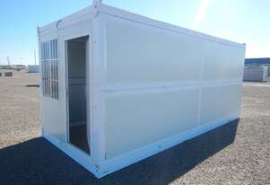 20ft Prefabricated Folding Container