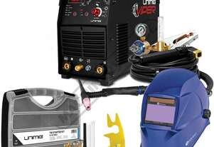 "VIPERâ""¢ TIG 180 AC/DC Multi-Function Inverter TIG/MMA (ARC) Welder Package Deal 5-180A, #KUM-M-VTIG"