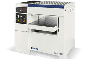 SCM   S520 ClassX Thicknesser