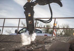 Cat B1s silenced hammer with 3 years warranty. Compatible with 1.5t-2t excavator