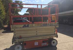 JLG Industries 26FT JLG SCISSOR LIFT