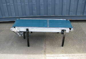 Motorised Belt Conveyor - 1.3m long