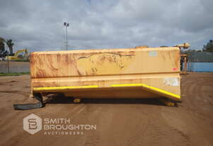 5.3M WATER CART BODY TO SUIT VOLVO A40D