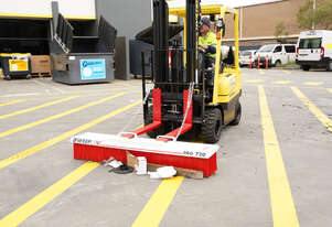 1,500mm Sweepex Forklift Mounted Brooms