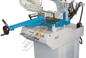 EB-320DS Swivel Head-Dual Mitre Metal Cutting Band Saw Dual Mitre Cuts Up To 60º, Quick Action Mate