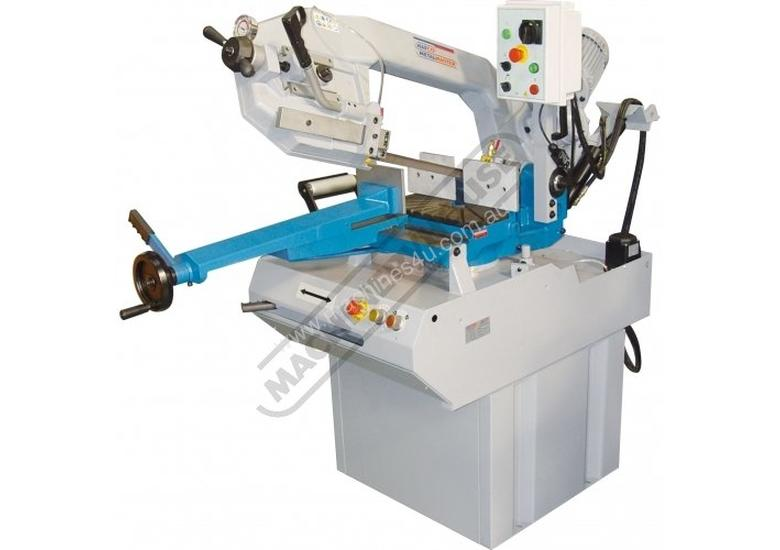 EB-320DS Swivel Head-Dual Mitre Metal Cutting Band Saw 310 x 205mm (W x H) Rectangle Capacity