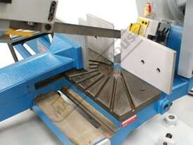 EB-320DS Swivel Head-Dual Mitre Metal Cutting Band Saw 310 x 205mm (W x H) Rectangle Capacity - picture5' - Click to enlarge