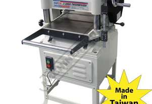 T-380A Thicknesser - HSS Blades 380 x 150mm (W x H) Material Capacity  Includes 3 x High Speed Steel