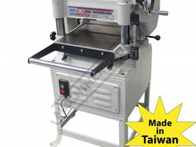 T-380A Thicknesser 380 x 150mm (W x H) Material Ca