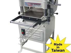 T-380A Thicknesser - HSS Blades 380 x 150mm (W x H) Material Capacity  Includes 3 x High Speed Steel - picture0' - Click to enlarge