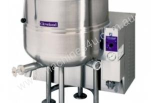 Cleveland KGL0-100 375 lIter  Gas heated self cont