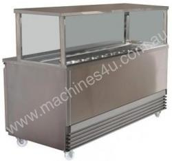 Koldtech KT.SQSM.1885 -10 Bay Sandwich Preparation