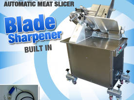 LARGE INDUSTRIAL AUTOMATIC MEAT SLICER HB-350