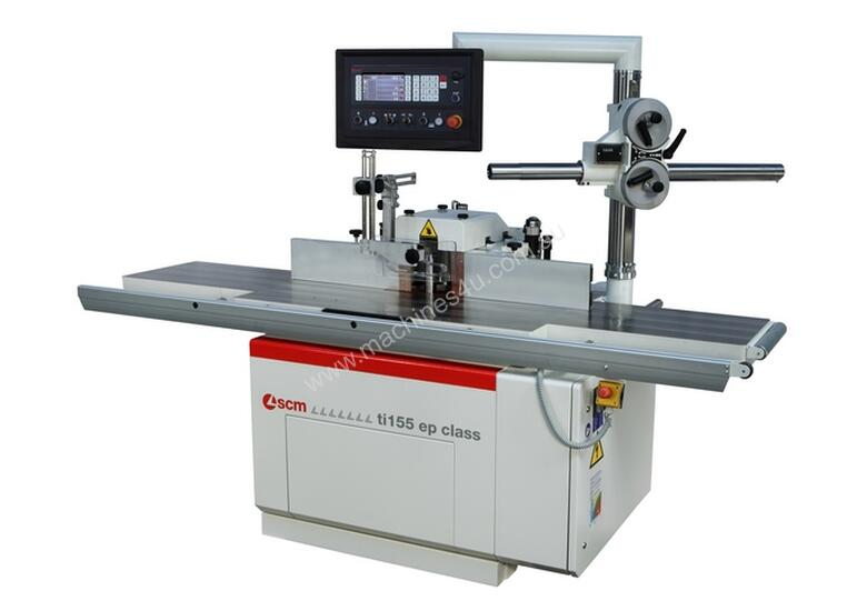 SCM TI155EPCLASS Spindle Moulder