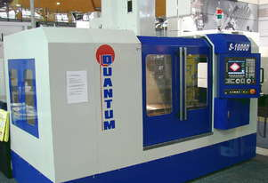 QUANTUM Vertical Machining Centres