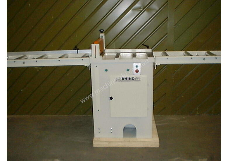 PNEUMATIC UPCUT DOCKING SAW