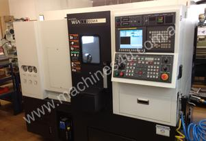Hyundai Wia Small CNC Turning Centres