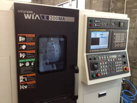 Hyundai Wia Small CNC Turning Centres - picture2' - Click to enlarge
