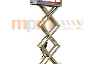 MPM 20ft Electric Scissor Lift