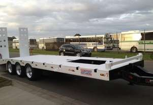 2015 Custom UPT Tri Axle Plant Trailer