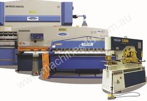 135TON X 4000MM CNC2 'S' SERIES PRESSBRAKE - NEW!