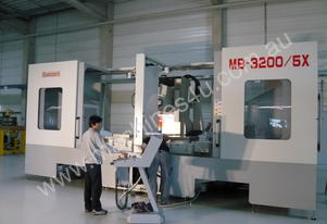 Eumach Travel Column CNC Bed Mills
