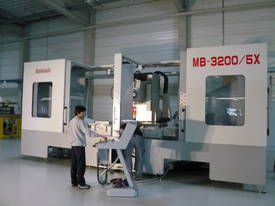 Eumach Travel Column CNC Bed Mills - picture0' - Click to enlarge