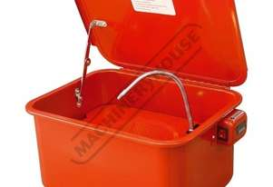 APW-22 Auto Parts Washer 22 Litre Tank Capacity Bench Model