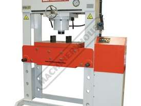 HPM-300T Industrial Hydraulic Press 300 Tonne Sliding Cylinder Ram - picture0' - Click to enlarge