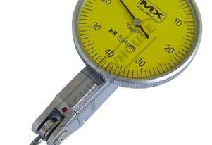 34-217 Dial Test Indicator - Metric Jewel Movement - Measuring In Both Directions 0 - 0.8mm Travel