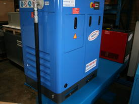5hp / 4kW Screw Air Compressor Tank Dryer Filter - picture10' - Click to enlarge