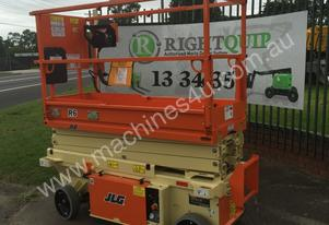 JLG R6 - 19ft Electric Scissor Lift