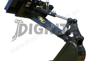 Digga NEW   SKID STEER SKID HOE