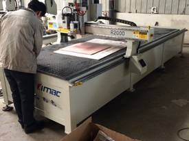 DUCT INSULATION & P3 BOARD CUTTING MACHINE - picture9' - Click to enlarge