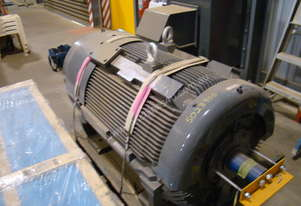 Teco   3-PHASE INDUCTION MOTOR