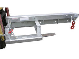 Fixed Jib Long Jib Attachment 7500Kg SWL - picture0' - Click to enlarge
