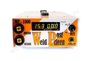 Weld Postcleen WP1000 - Weld Cleaning System