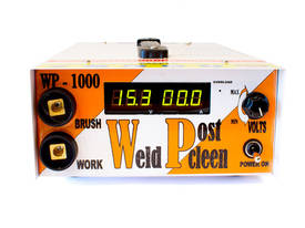 Weld Postcleen WP1000 - Weld Cleaning System - picture0' - Click to enlarge