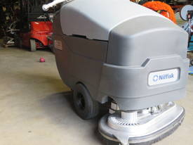 Nilisk Ba855 Auto Scrubber 261 hours - picture1' - Click to enlarge