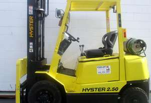 Hyster   2.50 DX
