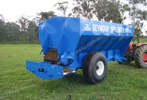 Big Volume Seymour Spreaders with Spinners