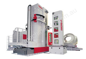 Floor type milling / boring machine WiNGTRAX